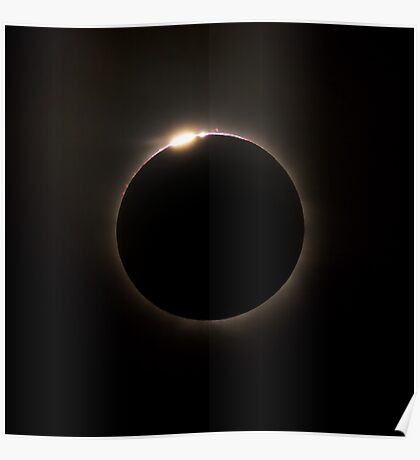 Solar Eclipse 2012 Poster