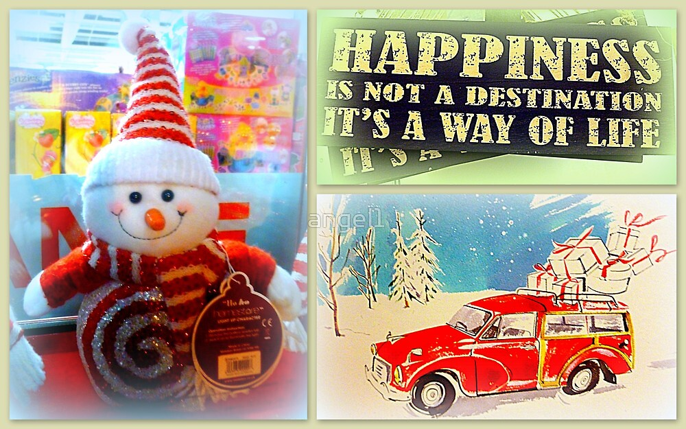 Happiness is not a destination... by ©The Creative  Minds