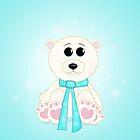 Polar Bear by Stephanie Frey