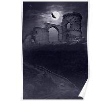 Mow Cop Castle, Biddulph Poster
