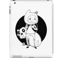 Designer Finn and Jake iPad Case/Skin