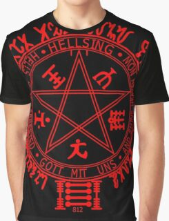 Hellsing Seal Graphic T-Shirt
