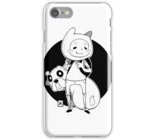 Designer Finn and Jake iPhone Case/Skin