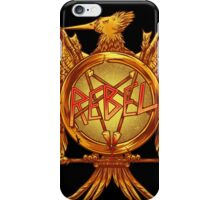 Slaying The Rebellion iPhone Case/Skin