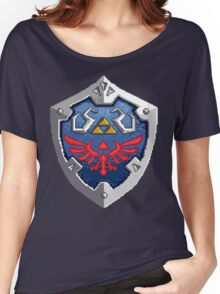 Hylian Shield Women's Relaxed Fit T-Shirt