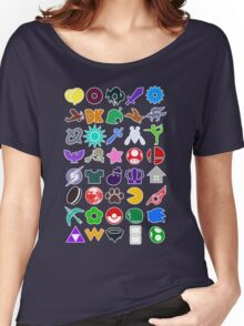 Super Smash Women's Relaxed Fit T-Shirt