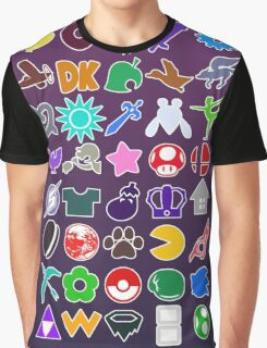 Super Smash Graphic T-Shirt