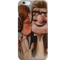 carl and ellie love iPhone Case/Skin