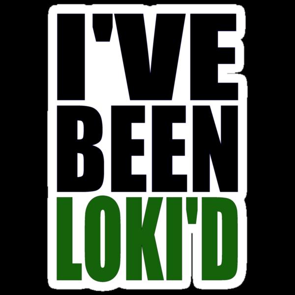 I've Been Loki'd by rexannakay