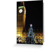 Parliament, London, England, UK * Greeting Card