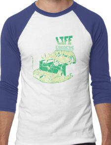 Life Evaders Men's Baseball ¾ T-Shirt