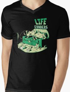 Life Evaders Mens V-Neck T-Shirt