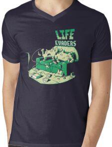 Life Evaders Mens V-Neck T-Shirt