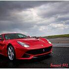 Ferrari - Berlinetta by refar