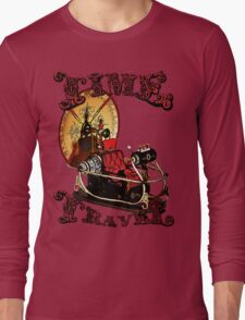 Time Travel Long Sleeve T-Shirt