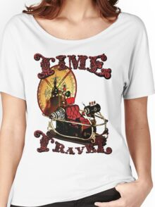 Time Travel Women's Relaxed Fit T-Shirt