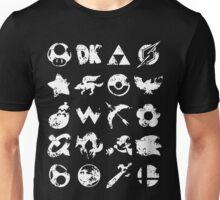 Grunge Smash Unisex T-Shirt