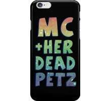 Miley Cyrus And Her Dead Petz - Music iPhone Case/Skin