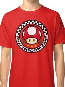 Mushroom Cup Classic T-Shirt
