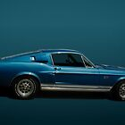 1968 Ford Mustang Shelby Cobra GT500KR by TeeMack