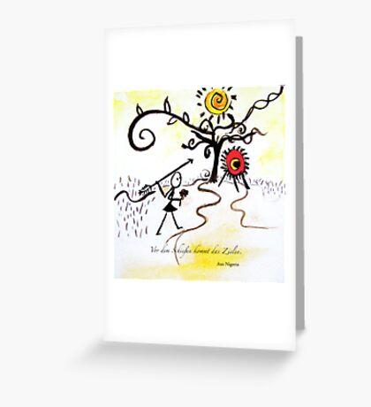 Zielen Greeting Card