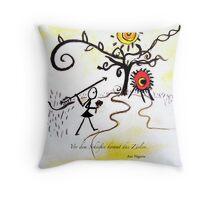 Zielen Throw Pillow