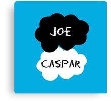 Jaspar - TFIOS Canvas Print