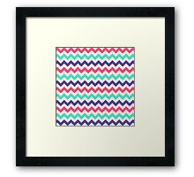 Agree Electrifying Courageous Pleasurable Framed Print