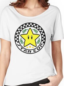 Star Cup Women's Relaxed Fit T-Shirt