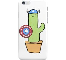 Cactus America iPhone Case/Skin