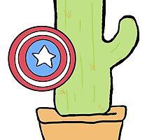 Cactus America by chlrr