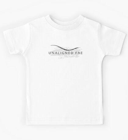 Unaligned Fae - Lost Girl Kids Tee
