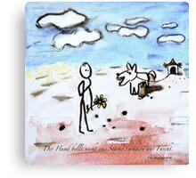 Bellen Canvas Print