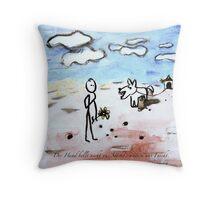 Bellen Throw Pillow
