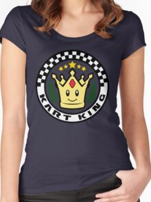 Kart King Women's Fitted Scoop T-Shirt