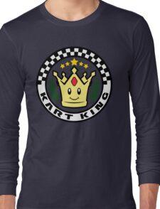 Kart King Long Sleeve T-Shirt