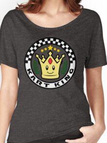 Kart King Women's Relaxed Fit T-Shirt