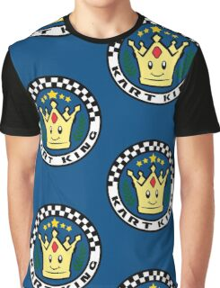 Kart King Graphic T-Shirt