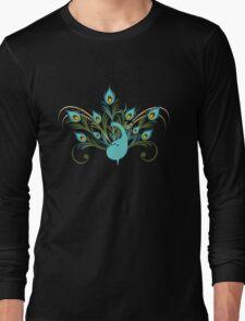 Just a Peacock - Tee Long Sleeve T-Shirt