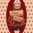 Merry Xmas from 221b by YuriOokino