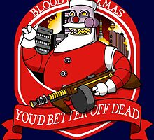 Bloody XMAS. by J.C. Maziu