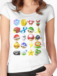 Item Surprise Women's Fitted Scoop T-Shirt