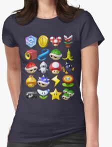 Item Surprise Womens Fitted T-Shirt