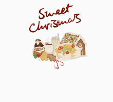 Sweet Christmas with words T-Shirt