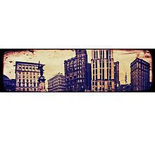 Montreal city Photographic Print