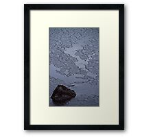 Cracking Framed Print