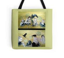 ribbons that bind (tote bag) Tote Bag