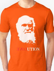 From Darwin with Love Unisex T-Shirt