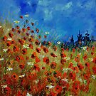 red poppies  672121 by calimero