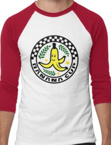 Banana Cup Men's Baseball ¾ T-Shirt
